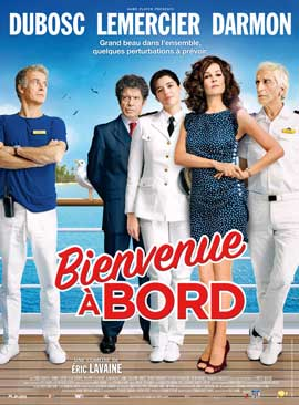 Bienvenue a Bord - 43 x 62 Movie Poster - French Style A