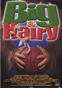 Big and Hairy - 11 x 17 Movie Poster - Style A