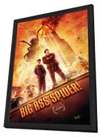 Big Ass Spider! - 11 x 17 Movie Poster - Style A - in Deluxe Wood Frame
