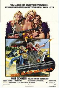 Big Bad Mama - 43 x 62 Movie Poster - Bus Shelter Style A
