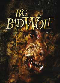 Big Bad Wolf - 11 x 17 Movie Poster - Style B