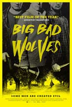 Big Bad Wolves - 11 x 17 Movie Poster - Style A