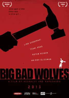 Big Bad Wolves - 27 x 40 Movie Poster - Style A