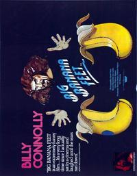 Big Banana Feet - 11 x 17 Movie Poster - Style A
