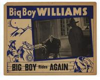 Big Boy Rides Again - 11 x 14 Movie Poster - Style A