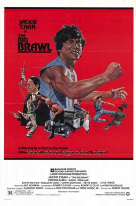 The Big Brawl - 27 x 40 Movie Poster - Style A