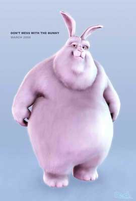 Big Buck Bunny - 27 x 40 Movie Poster - Style C