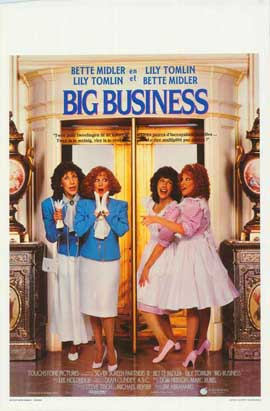 Big Business - 11 x 17 Movie Poster - Belgian Style A