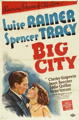 Big City - 11 x 17 Movie Poster - Style A