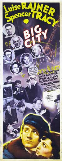 Big City - 14 x 36 Movie Poster - Insert Style A