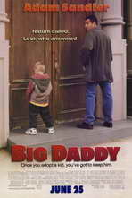 Big Daddy - 11 x 17 Movie Poster - Style A