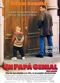 Big Daddy - 11 x 17 Movie Poster - Spanish Style A