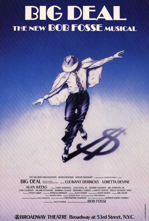 big deal broadway movie posters from movie poster shop