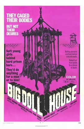 The Big Doll House - 11 x 17 Movie Poster - Style A