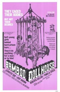 The Big Doll House - 11 x 17 Movie Poster - Style B