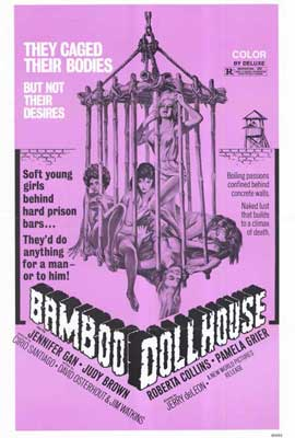The Big Doll House - 27 x 40 Movie Poster - Style B