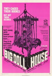 The Big Doll House - 27 x 40 Movie Poster - Style A