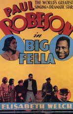 Big Fella - 11 x 17 Movie Poster - Style B