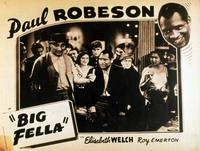 Big Fella - 11 x 14 Movie Poster - Style A