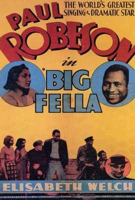 Big Fella - 27 x 40 Movie Poster - Style B