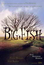 Big Fish - 11 x 17 Movie Poster - Style A
