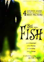 Big Fish - 11 x 17 Movie Poster - Style C