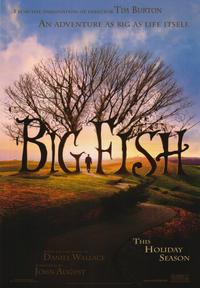 Big Fish - 43 x 62 Movie Poster - Bus Shelter Style A