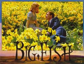 Big Fish - 11 x 14 Poster French Style A