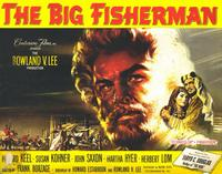 Big Fisherman - 11 x 14 Movie Poster - Style A