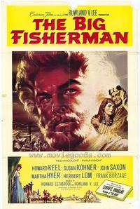 Big Fisherman - 27 x 40 Movie Poster - Style A