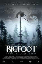 Big Foot: The Lost Coast Tapes - 27 x 40 Movie Poster - Style A