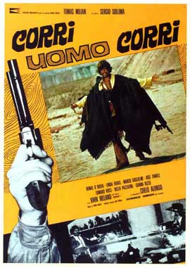Big Gundown 2: Run, Man, Run - 11 x 17 Movie Poster - Italian Style A