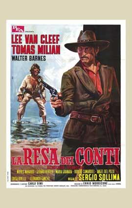 Big Gundown - 11 x 17 Movie Poster - Italian Style A