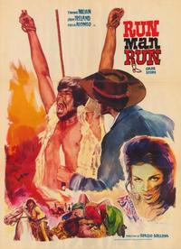 Big Gundown - 11 x 17 Movie Poster - Italian Style B