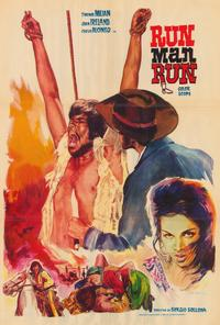 Big Gundown - 27 x 40 Movie Poster - Italian Style A