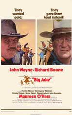 Big Jake - 11 x 17 Movie Poster - Style B