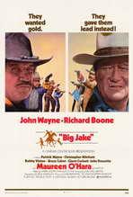 Big Jake - 27 x 40 Movie Poster - Style B