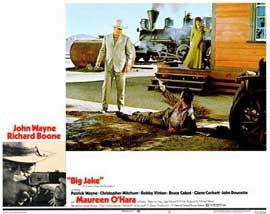 Big Jake - 11 x 14 Movie Poster - Style F