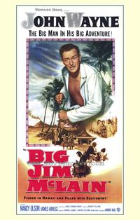 Big Jim McLain - 43 x 62 Movie Poster - Bus Shelter Style A