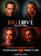 Big Love (TV) - 11 x 17 TV Poster - Style Q