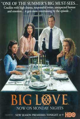 Big Love (TV) - 27 x 40 TV Poster - Style A