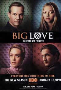 Big Love (TV) - 11 x 17 TV Poster - Style I