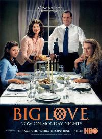 Big Love (TV) - 43 x 62 TV Poster - Style B