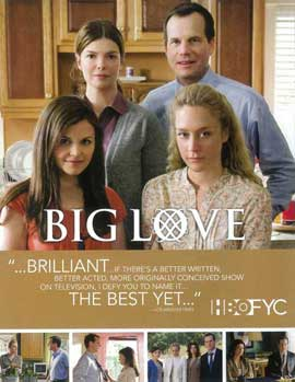 Big Love (TV) - 11 x 17 TV Poster - Style N