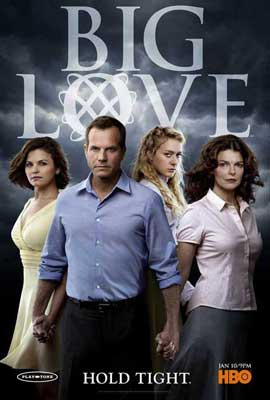 Big Love (TV) - 11 x 17 TV Poster - Style O