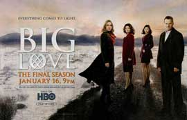 Big Love (TV) - 11 x 17 TV Poster - Style P