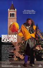 Big Man on Campus - 11 x 17 Movie Poster - Style B