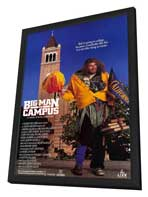 Big Man on Campus - 11 x 17 Movie Poster - Style B - in Deluxe Wood Frame