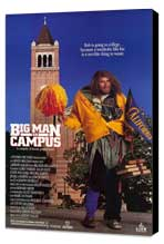 Big Man on Campus - 11 x 17 Movie Poster - Style B - Museum Wrapped Canvas