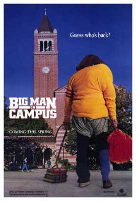 Big Man on Campus - 27 x 40 Movie Poster - Style A